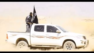 RT - ISIS jihadists love driving Toyotas, US wonders why