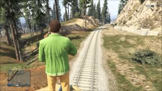 Grand Theft Auto V Back To The Future Easter Egg
