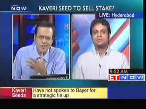 Looking for a strategic partner: Kaveri Seeds