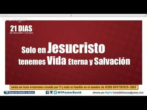 Solo en Jesucristo tenemos Vida Eterna y Salvación + Mensaje de Sabiduría