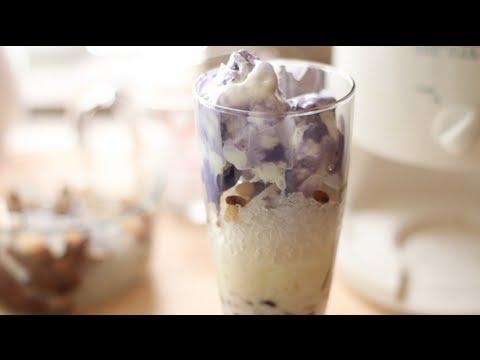 How to Make Halo Halo - Filipino Dessert