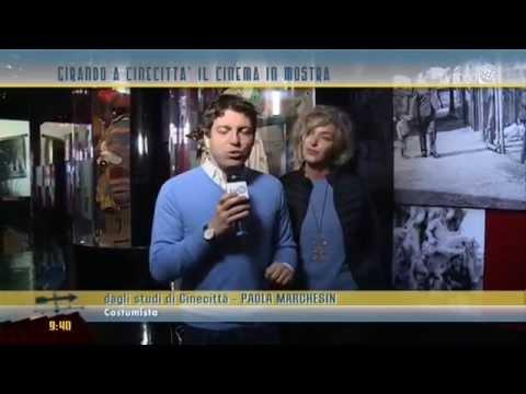 I costumi del cinema in mostra a Cinecittà