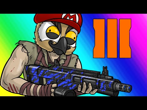 Black Ops 3 Zombies Funny Moments  Super Zombie 64 V2