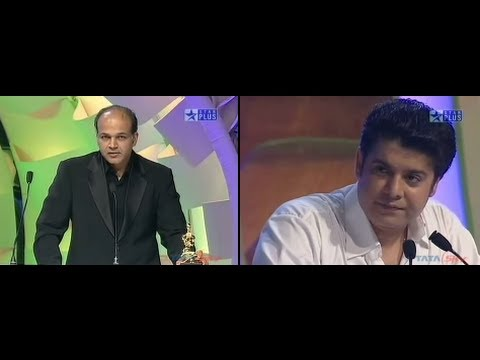 Ashutosh Gowarikar and Sajid Khan Fight in Screen Awards - 2009