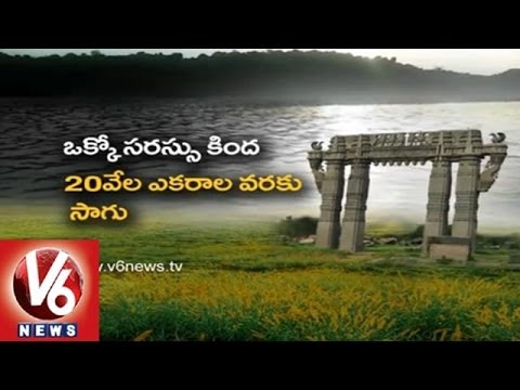 Kakatiya Empire History - Its was a Golden Era for Agriculture and Water Facility