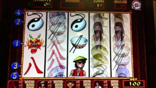 Slot Machine Chinese Whisper Power Station Bonus 600 Euro