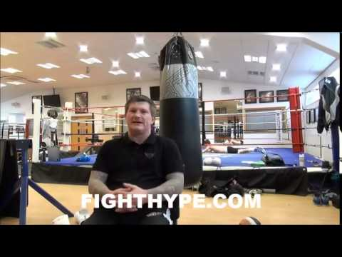 RICKY HATTON SAYS