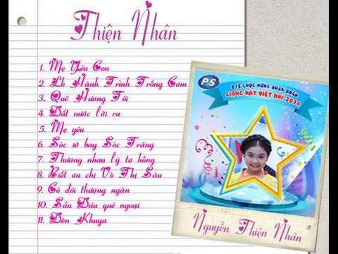 Tổng hợp những bài hát hay nhất của Nguyễn Thiện Nhân | The Voice Kids SS2 2014 | +  Lyric ♪ ♪ ♪