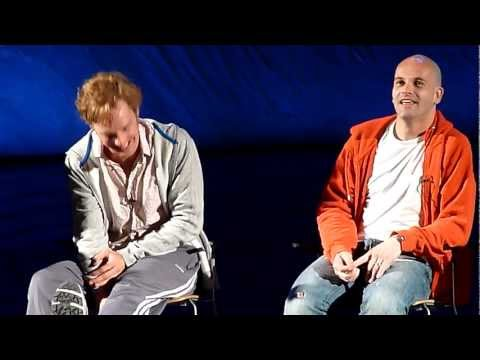 How the play has evolved - Q&A session for Frankenstein at the Royal National Theatre