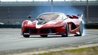 LaFerrariFXX K - Chris Harris Drives - Top Gear. Watch online.