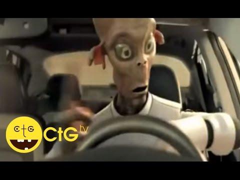 Funny videos ads I Top những quảng cáo xe hơi hấp dẫn nhất hành tinh #7