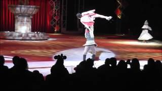 Disney On Ice: Let's Celebrate - Princess Segment - HD