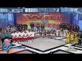 Wowowin The Will to Win 9th monthly finals winners