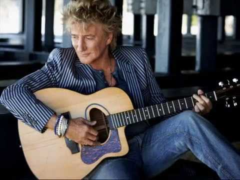 Rod Stewart ''For The First Time''