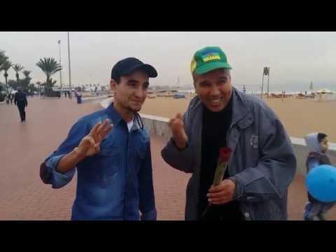 احتفال شبابي بطريقة رائعة بمناسبة رأس السنة الأمازيغية بأكادي