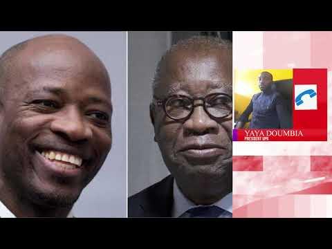 Le gouvernement et le FPI discutent sur le retour de Laurent Gbagbo au bercail.