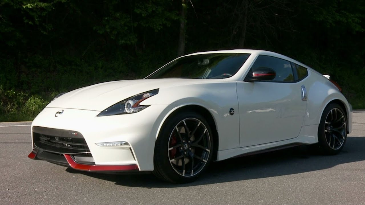 Nissan 370z nismo youtube #8