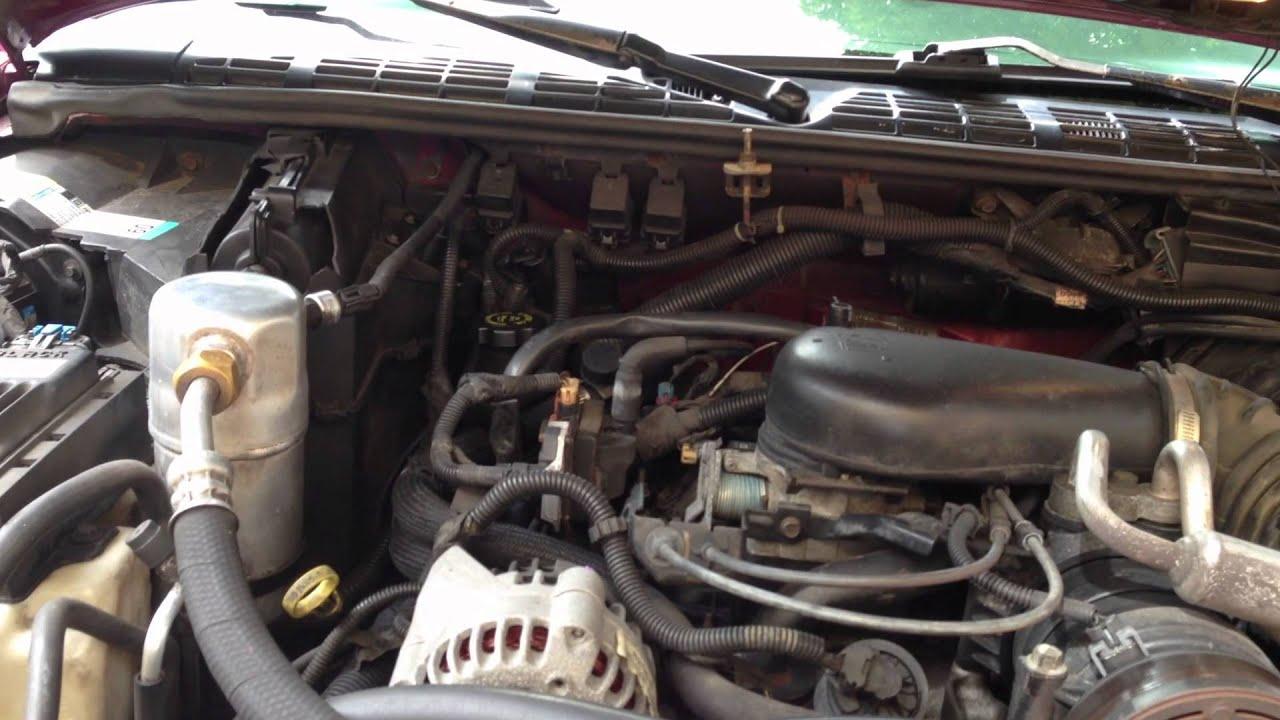 1997 Chevy Blazer Fuel Gauge Issue  Fuel Gauge Buffer