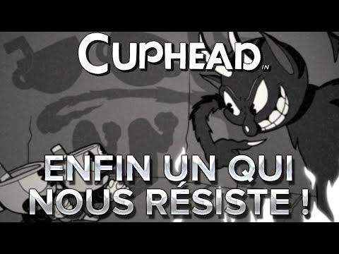 Cuphead #4 : Enfin un qui nous résiste !