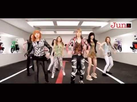[MV]- Taxi - 2NE1