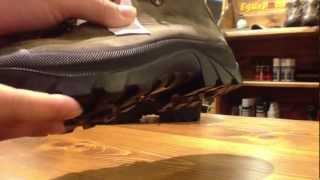 登山靴のソール交換・張替えについて
