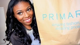 BritPopPrincess – HAUL AT SUNSET| PRIMARK, NEW LOOK, JUSTFAB, ROMWE & MORE