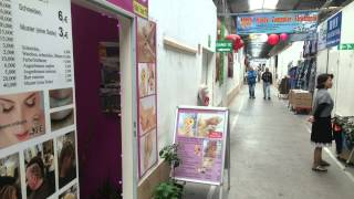 Chợ Đồng Xuân Berlin làm ăn 'manh mún'