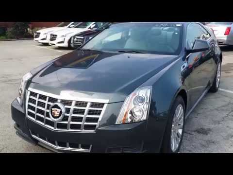 2014 Cadillac CTS for Tammy by Wayne Ulery