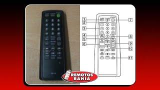 Video Manual Para Programar Un Control Remoto Universal Sony Rm