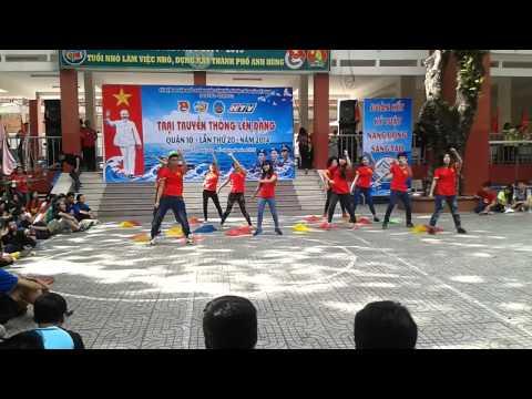 [Trại Lên Đàng 2014] Giao lưu các nhóm nhảy- Sương Nguyệt Anh