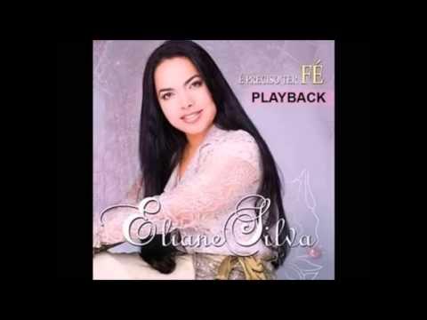 Playback Eliane Silva Dono da Festa 2 Tons  Abaixo do tom original