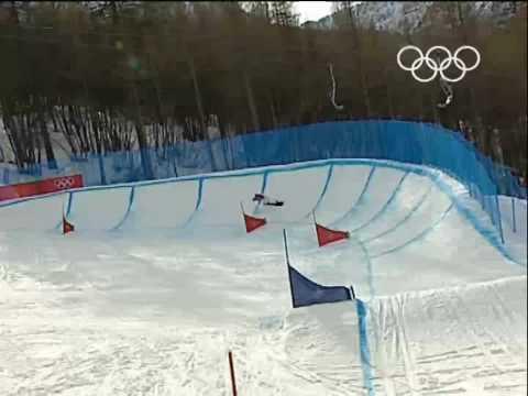 Snowboard - Women's Snowboard Cross - Turin 2006 Winter Olympic Games