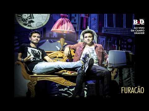 Bruninho & Davi - Furacão (Ao Vivo) - Áudio Oficial