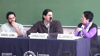 PUCP - Conferencia de filosofía: Hegel y la crítica a la libertad individual (parte 2)