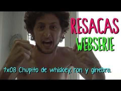 Resacas: 1×08 'Chupito de whiskey, ron y ginebra'