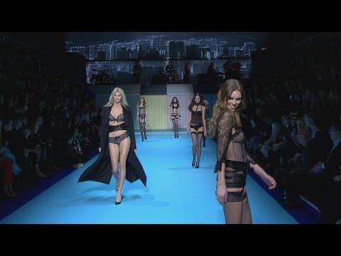 الإثارة والمرح... في المجموعة الجديدة من الملابس الداخلية النسائية لعلامة