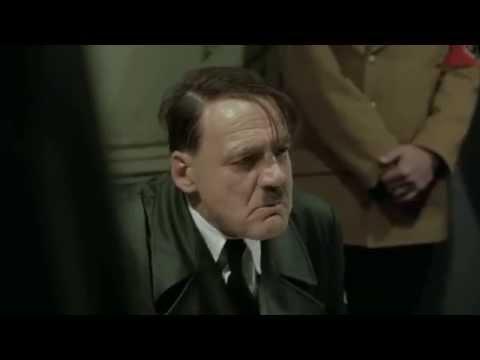Hitler bức xúc trước bộ trưởng bộ Y tế