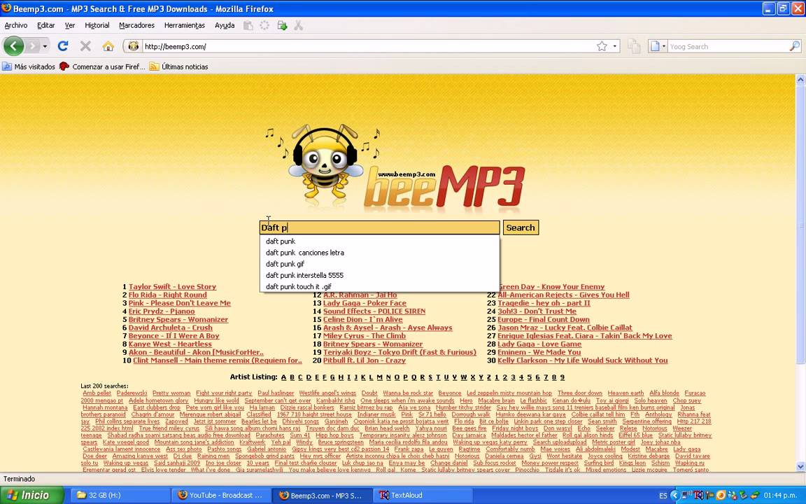 programas para descargar musica de youtube a mp3 gratis