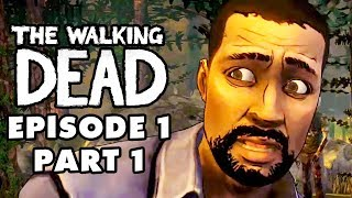 The Walking Dead Game Episode 1, Part 1 A New Day