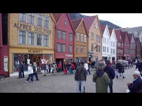 Cruise Port Destination Guides - Bergen