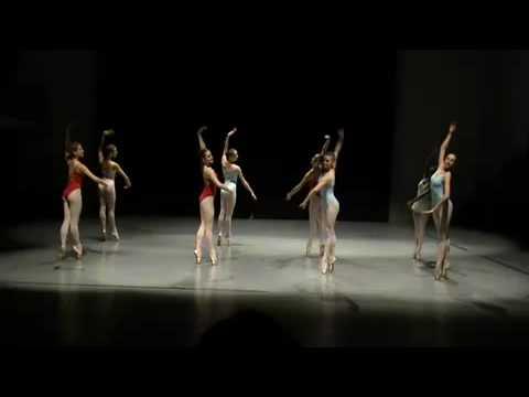 DEVIL'S RAG by Jean Matitia danced by the Paris Conservatoire Ballet after a short introduction