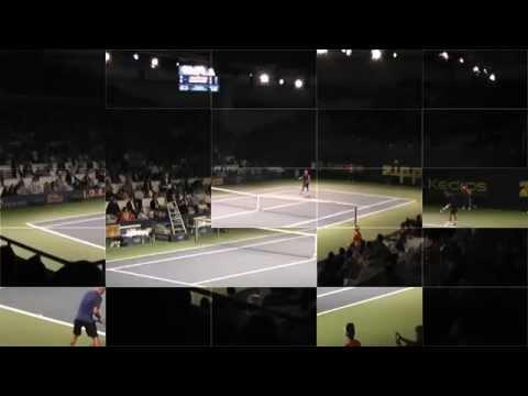 Tennis Champions 2014: John McEnroe vs. Ivan Lendl in Bratislava