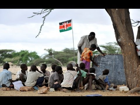 A brighter future for Kenya's children