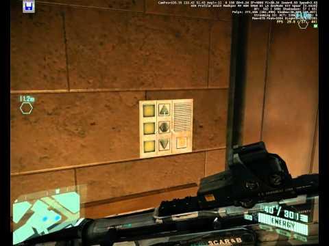 Пасхалка в Crysis 2