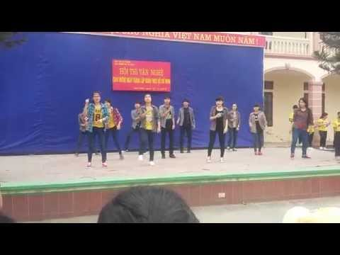 Vụt bay- Yêu đời- nhảy dân vũ