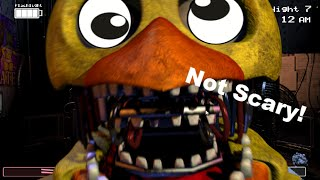 How To Make Five Nights At Freddy's 2 Not Scary