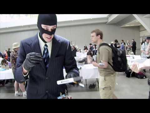 Spy crab - косплей
