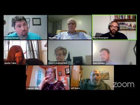 Plattsburgh Finance / CDO Committee Meeting  3-11-21