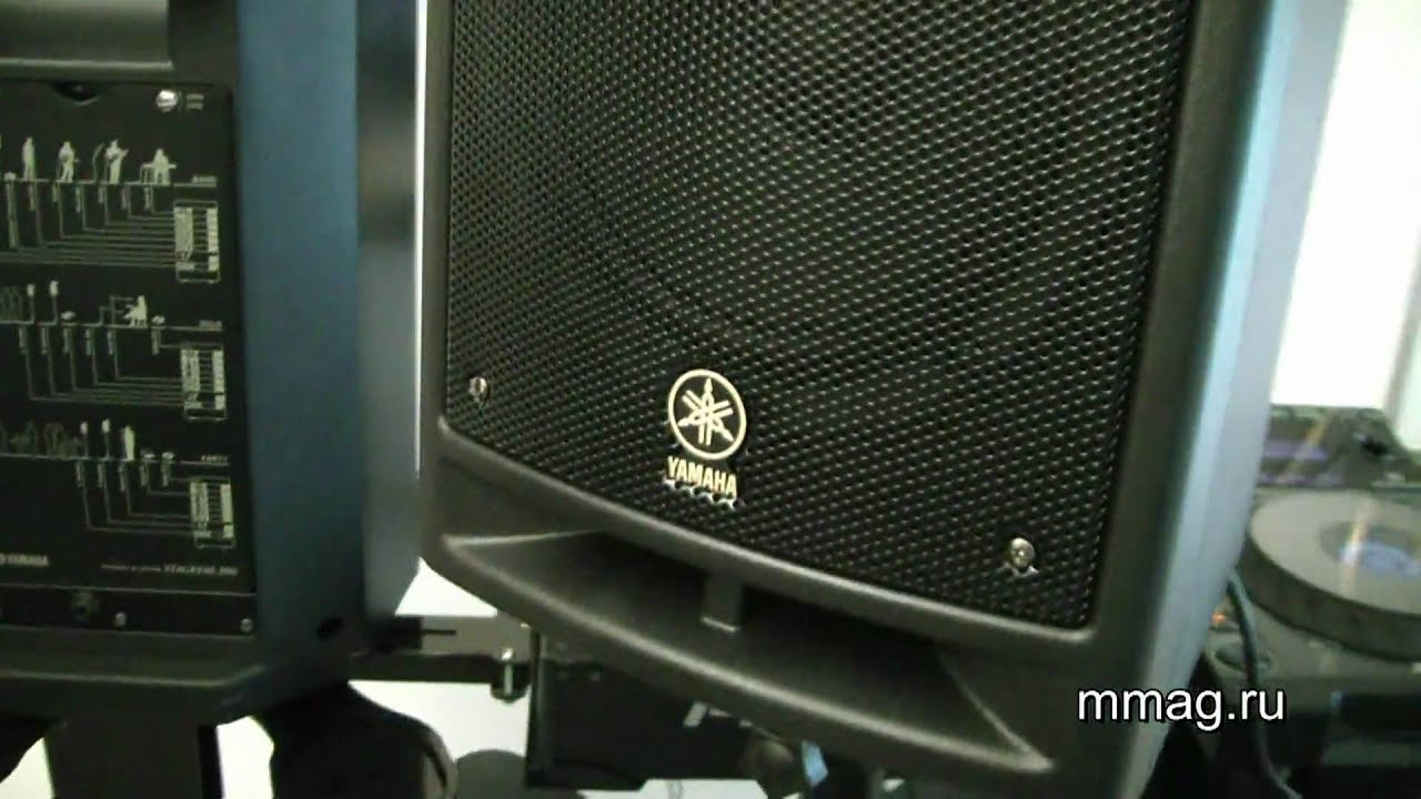 Yamaha stagepas 300 video review youtube for Yamaha stagepas review