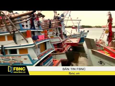 FBNC - Ngư dân Thái Lan biểu tình phản đối luật mới